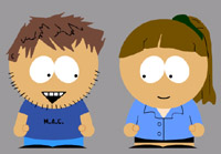 us, south park style