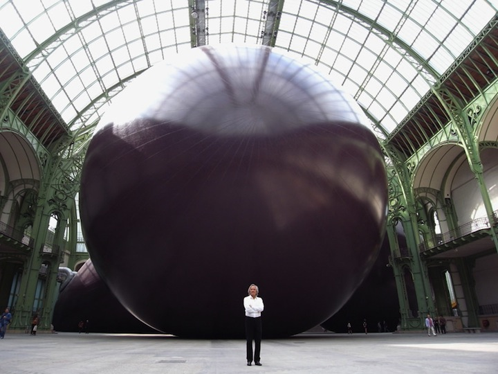 Anish kapoor research paper