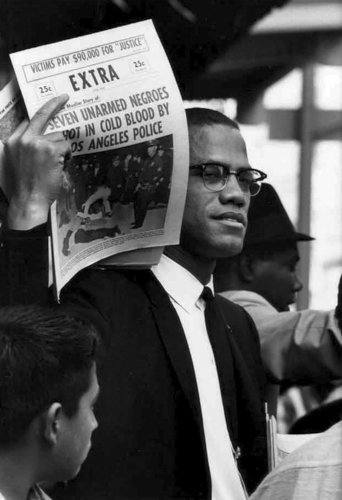 Compare Martin Luther King Jr. and Malcolm X