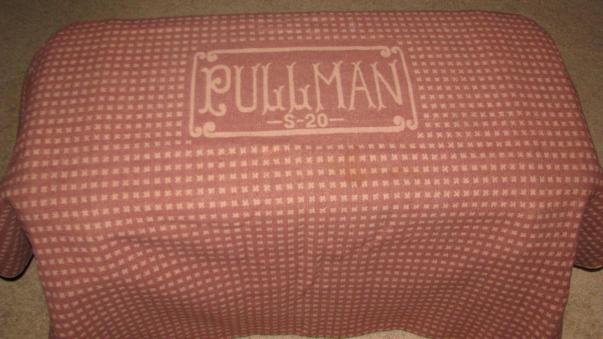 Pullman blanket dating
