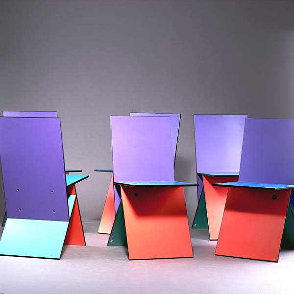 Verner Panton X IKEA Chairs Almost A Set Gregorg
