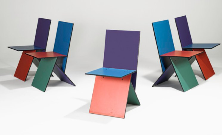 Verner Panton X IKEA Chairs Almost A Set