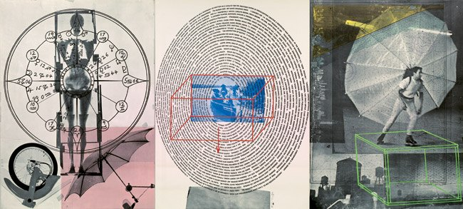 Robert Rauschenberg, Autobiography, 1968, 5 x 12 ft overall, ed. 2000